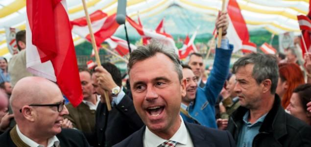 Prvi rezultati: Najviše glasova za predsjednika Austrije dobio ekstremni desničar