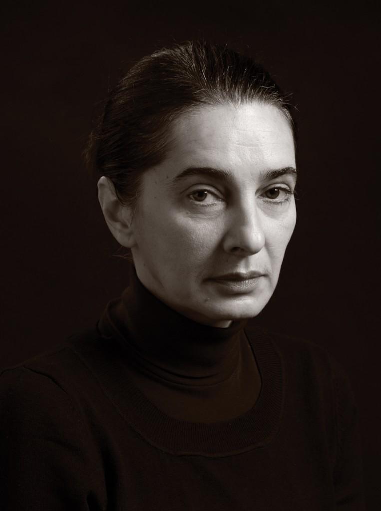 Tatjana MILAKOVIC - portret