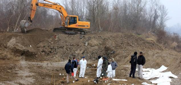 U jami Radača kod Mostara pronađeni posmrtni ostaci, iskopavanja se nastavljaju