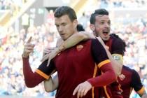 Džeko na izlaznim vratima Rome: Redžepagić razgovarao sa direktorom Galatasaraya