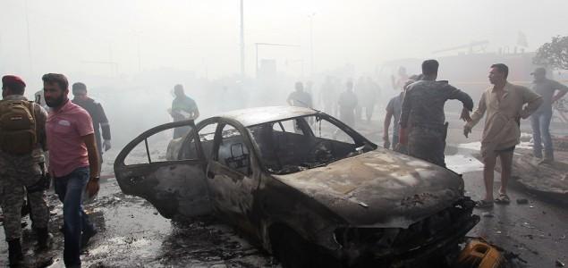 U bombaškom napadu u Bagdadu poginulo najmanje 18 osoba