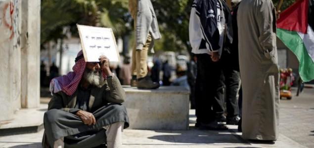 Gaza na rubu eksplozije