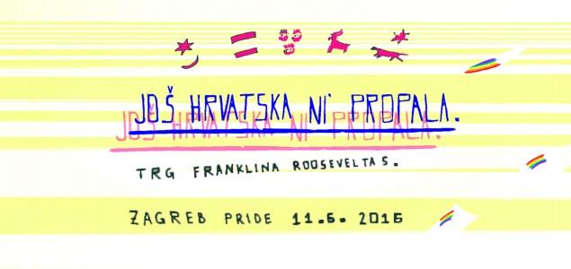 POVORKA PONOSA LGBTIQ OSOBA I OBITELJI 11. lipnja 2016.