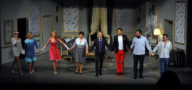 """Sjajni Jasna Žalica i Admir Glamočak uz mostarske glumce  u NPM-ovoj komediji """"Hotel Plaza"""""""