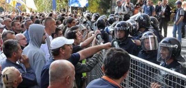 FBiH: Borci ponovo na ulicama