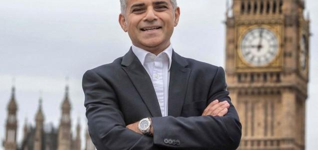 Sadiq Khan, novi gradonačelnik Londona