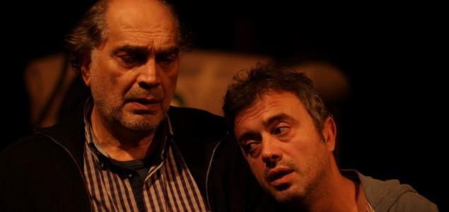 Sergej Trifunović i Voja Brajović u Narodnom pozorištu Mostar