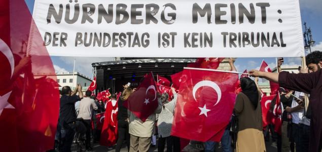 Zaoštravanje odnosa: Turska povukla svog ambasadora iz Njemačke