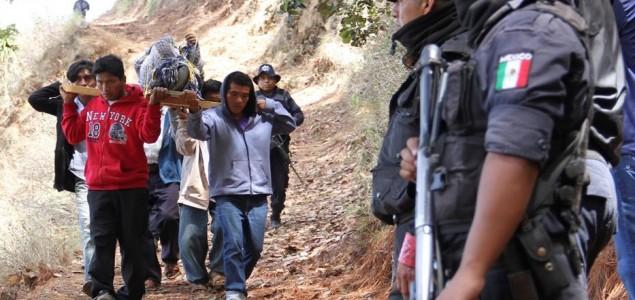 Užas u Meksiku: Ubili 11 članova iste porodice