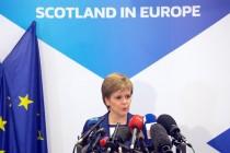 Sturgeon će pregovarati s Briselom o ostanku Škotske u EU