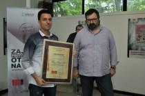 ACCOUNT NOVINARSKA NAGRADA: Novinari Omer Hasanović i Aladin Abdagić dobitnici su nagrade za najbolje izvještavanje o korupciji