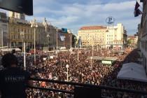 Preko 30.000 ljudi na protestima u znak podrške reformi obrazovanja