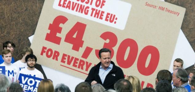 Trenutak odluke: Ujedinjeno Kraljevstvo glasuje o ostanku u Europskoj