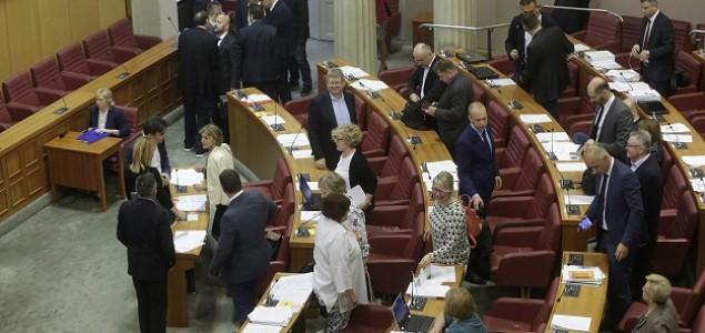 Odluka o raspuštanju danas u Saboru, Hrvatska ponovno ide na izbore