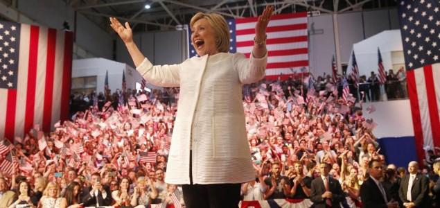 Clinton povećala vodstvo ispred Trumpa