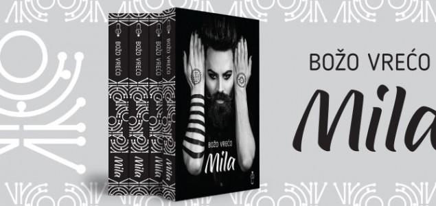 "Promocija knjige Bože Vreće ""Mila"""