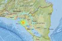 Snažan zemljotres pogodio Nikaragvu, Honduras, El Salvador i Kostariku