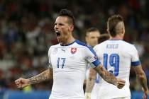 Hamšik zadovoljan igrom Slovačke, Glushakov se i dalje nada plasmanu Rusije u nokaut fazu