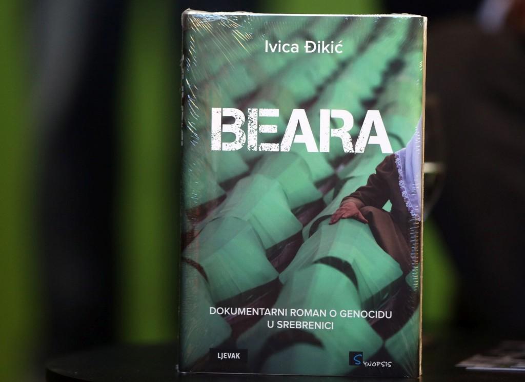 beara zagreb book fest