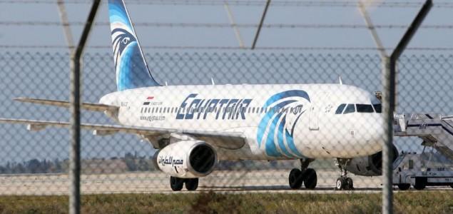 Pronađena olupina aviona EgyptAira
