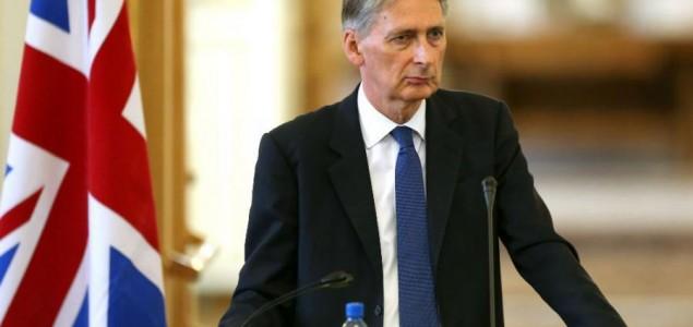 Hammond: Blokada ulaska Turske u EU je stvar neznanja ili zablude