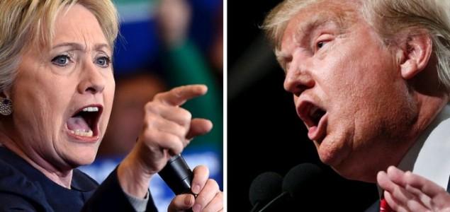 """Trump """"između redova"""" zaprijetio smrću Clinton"""