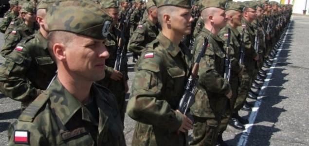 Poljska povećava broj vojnika iz sigurnosnih razloga