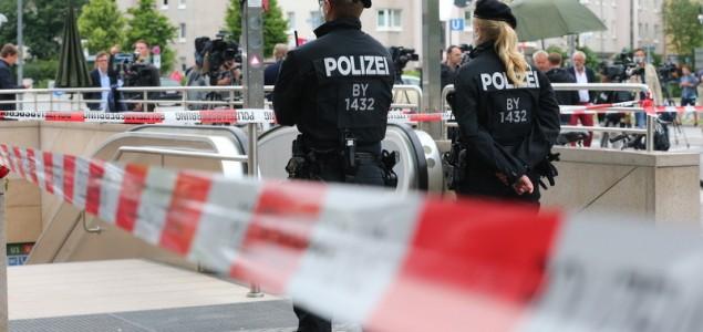 Policija: Napadač iz Minhena je 18-godišnji njemačko-iranski državljanin