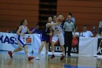 Ženska košarkaška U18 selekcija večeras igra četvrtfinalni meč na prvenstvu Evrope B divizije