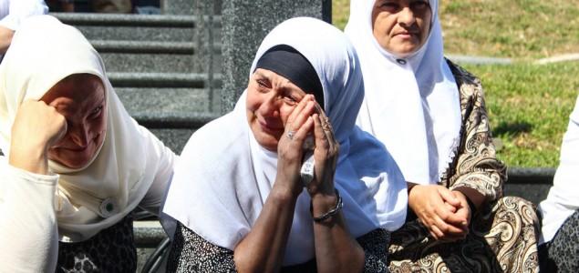 Suzama i molitvama iz Visokog ispraćeni tabuti 127 žrtava