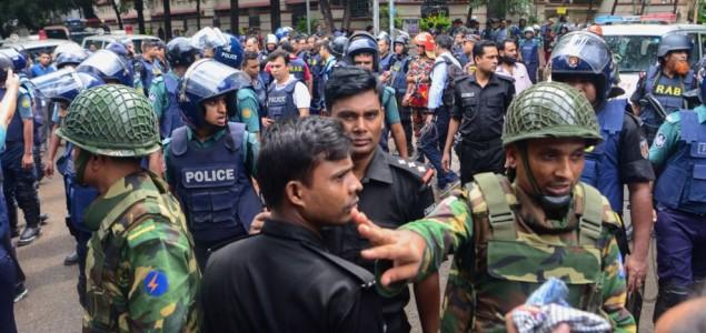 IDIL preuzela odgovornost za napad u Daki