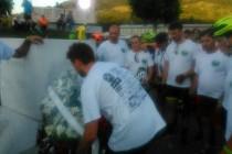 Mostarski biciklisti odali počast žrtvama genocida u Srebrenici