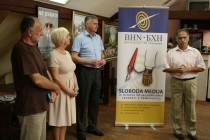 Svečano otvoren Klub novinara Bosanska Posavina