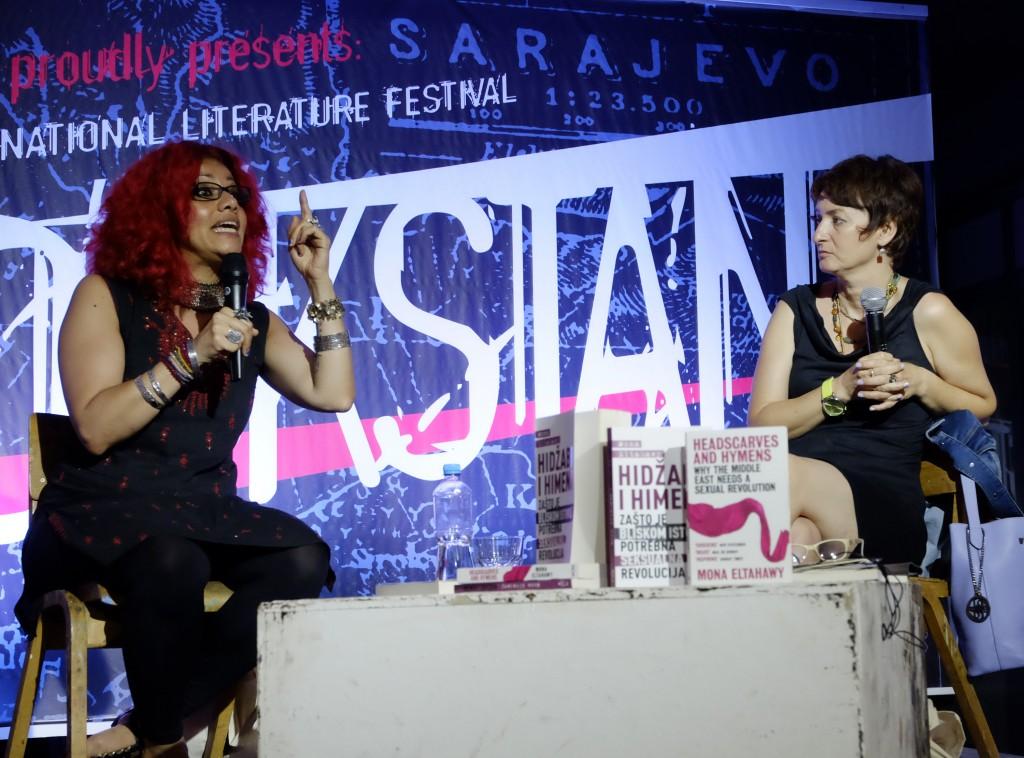Mona i Amila Buturovic