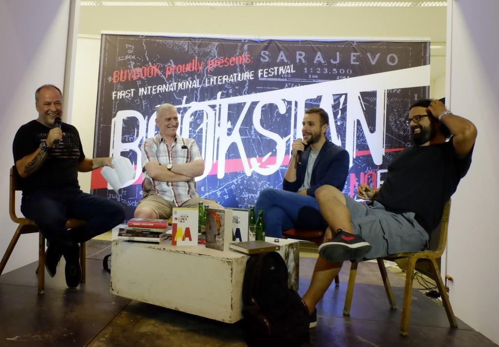Predstavljanje savremene crnogorske knjizevnosti