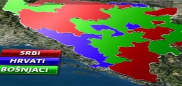 Crveni, plavi i zeleni u nestajanju