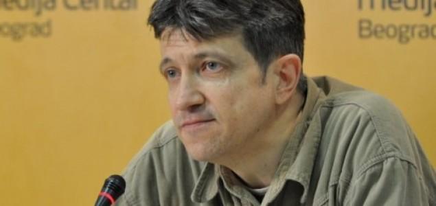Književno predstavljanje Bojana Tončića u Sarajevu