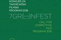 OTVOREN FILMSKI KONKURS ZA GREEN FEST 2016