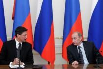 Putin danas u posjeti Sloveniji