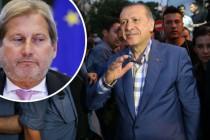 """EU raspravlja o vojnom udaru: """"Popis sudaca koje Erdogan smjenjuje očito je ranije pripremljen"""""""