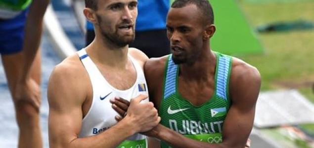 Amel Tuka imao četvrto najbolje vrijeme u kvalifikacijama na 800 m