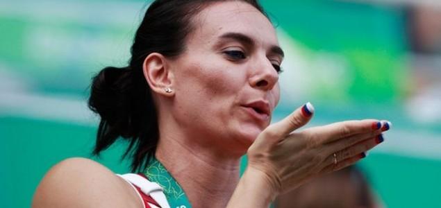 Svjetska rekorderka u skoku s motkom Isinbayeva objavila kraj karijere