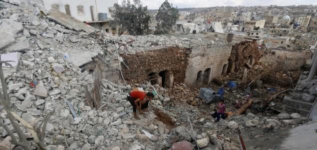 Žestoki okršaji u okolini Alepa