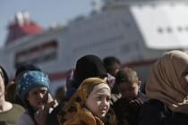 Više od 460 migranata stiglo u Grčku iz Turske