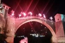 Listo pobjednik 450. skokova sa Starog mosta