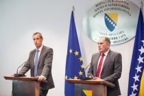 Europol i Bosna i Hercegovina dogovorili razmjenu informacija o prekograničnom kriminalu