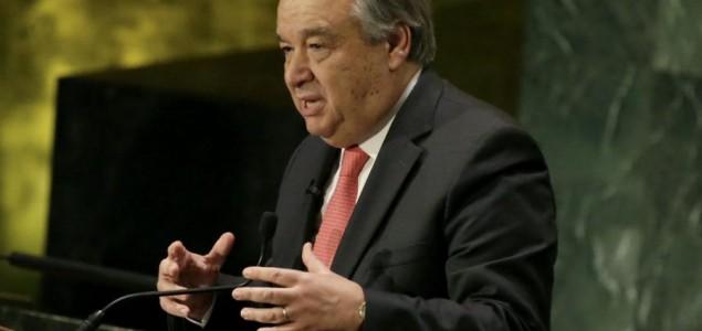 Guterres vodi u izboru za lidera UN-a, Jeremić treći