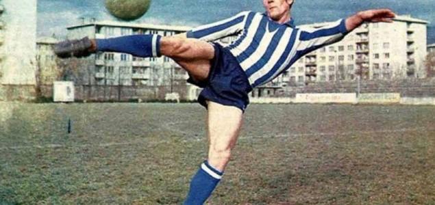 Preminuo Josip Bukal, legendarni nogometaš Željezničara