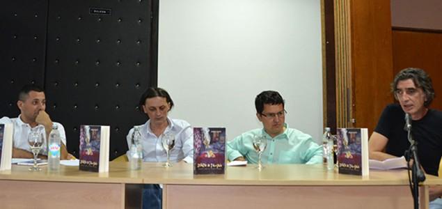 """Knjiga """"Zlato i tamjan"""" predstavljena u Jajcu: Bojićev dosljedni otpor zlu"""