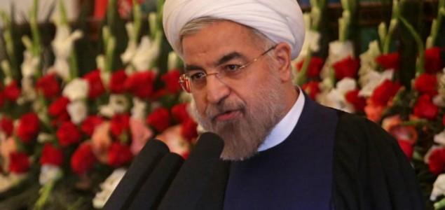 Rouhani: Nuklearni sporazum se ne poštuje
